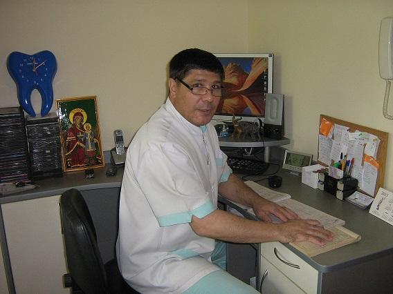 Стоматологичен кабинет – доктор Тодоров